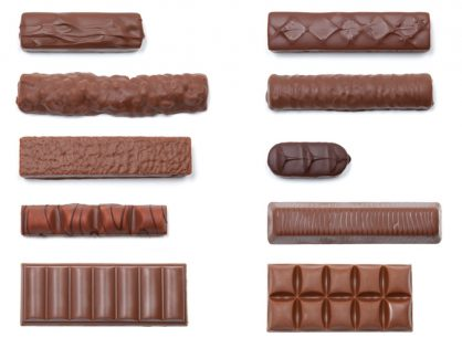 Iconic Chocolate Bars And Vintage Collectables